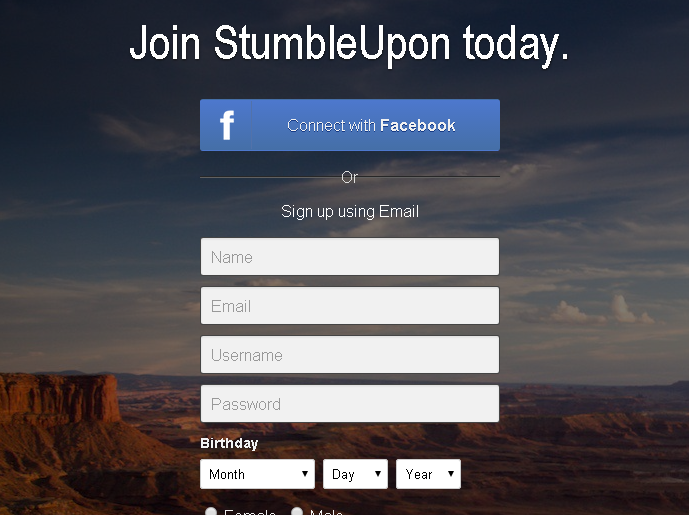 connect_stumbleupon